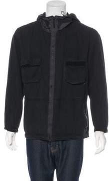 Issey Miyake Hooded Field Jacket