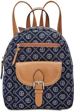 Giani Bernini Chain Signature Backpack, Created for Macy's