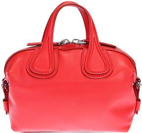 Givenchy Leather Nightingale Micro Bag