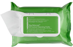 Ole Henriksen OLEHENRIKSEN Stay Balanced Oil Control Cleansing Cloths