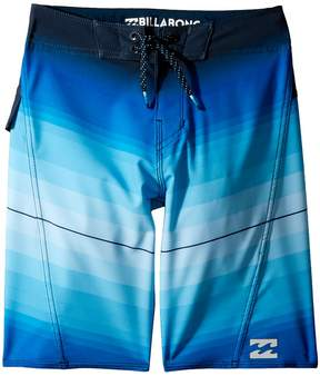 Billabong Kids Fluid X Boardshorts Boy's Swimwear