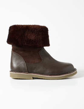 Boden Cosy Leather Boots
