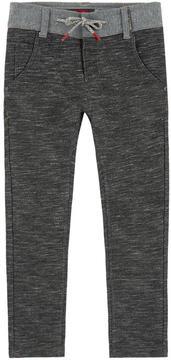 Catimini Boy slim fit fleece pants