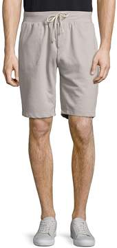 Alternative Men's Relaxed Cotton-Blend Tie Shorts