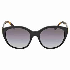 Burberry Grey Gradient Cat Eye Sunglasses