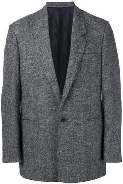 E. Tautz single button loose-fit blazer