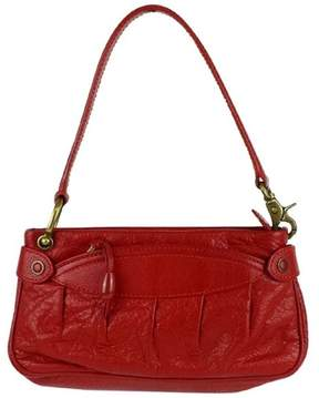 Marc Jacobs Red Leather Handbag - RED - STYLE