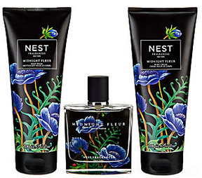 NEST Fragrances Midnight Fleur 3pc Fragrance Layering Set
