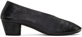 Marsèll Black Coltello Invernale Heels