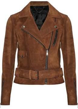 Belstaff Suede Biker Jacket