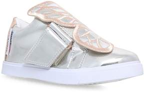 Sophia Webster Bibi Butterfly Low Top Sneakers