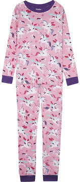 Hatley Rainbow unicorns cotton pyjama set