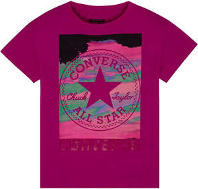 Converse Graphic T-Shirt-Big Kid Girls