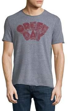 John Varvatos Green Day Graphic T-Shirt