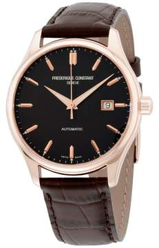 Frederique Constant Clear Vision FC303C5B4 Gold Tone Stainless Steel Automatic 40mm Mens Watch