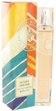 Caribbean Joe Sunset Dreams Eau De Parfum Spray for Women (3.4 oz/100 ml)