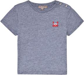 Emile et Ida Blue Stripe T-Shirt