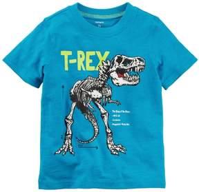 Carter's Toddler Boys King Of Dinos T-Shirt