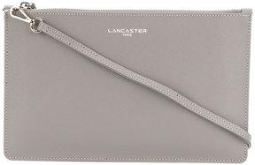 Lancaster zipped clutch
