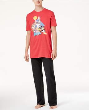 Bioworld Men's Space Jam Pajama Set