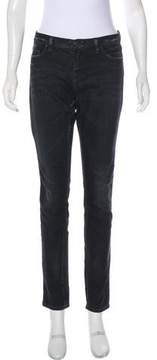 Blank NYC Mid-Rise Distressed Jeans