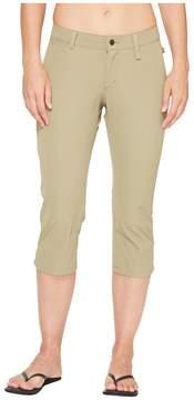 Fjallraven Abisko Capris Trousers Women's Capri