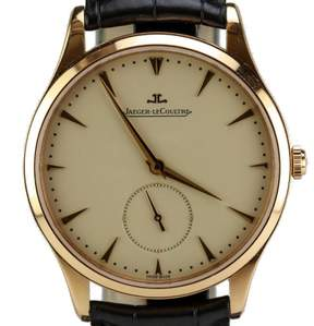 Jaeger-LeCoultre Jaeger LeCoultre Master Control Ultra Thin 18K Rose Gold Q1352420