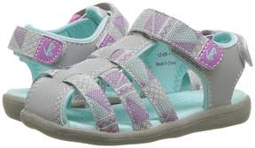 See Kai Run Kids Paley Webbing Girl's Shoes