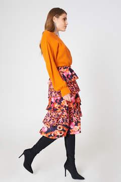 NA-KD Na Kd Multifrills Skirt