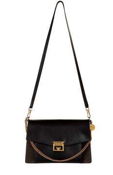 Givenchy Medium Leather GV3 Shoulder Bag