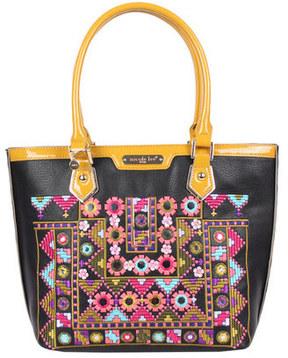 Women's Nicole Lee Ianeke Mirrored Shopper Bag