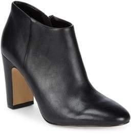Saks Fifth Avenue Peyton Leather Booties