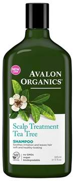 Avalon Organics® Tea Tree Scalp Treatment Shampoo - 11 oz