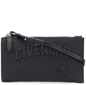 Givenchy small logo appliqué crossbody bag