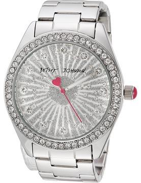 Betsey Johnson Bj00190-79 - Crystal Starburst Watches