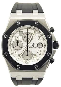 Audemars Piguet Royal Oak 25940SK.OO.D002CA.02 Stainless Steel with Silver Dial 42mm Mens Watch
