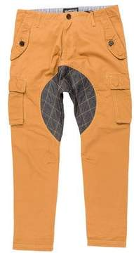 Mostly Heard Rarely Seen Quilted Cargo Pants w/ Tags