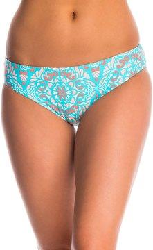 Athena Swimwear Mosaic Tile Reversible Retro Bikini Bottom 8144165