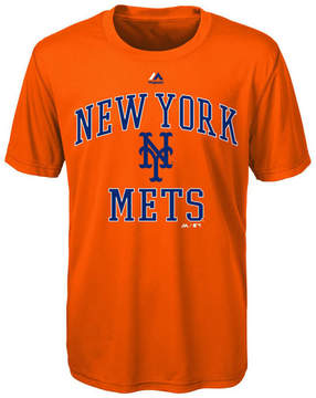 Majestic New York Mets City Wide T-Shirt, Big Boys (8-20)