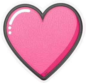 Anya Hindmarch oversized heart sticker