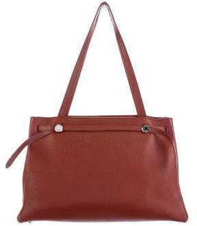 Hermes Clemence Herbag Cabas - BROWN - STYLE