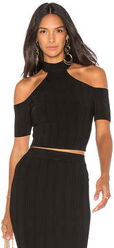 Arc Kelly Cold Shoulder Top