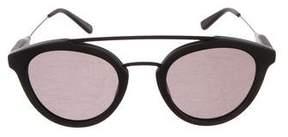 Westward Leaning Westward\\Leaning Matte Round Sunglasses