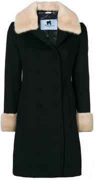 Blumarine double-breasted coat