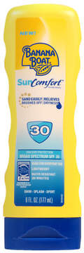 Banana Boat SunComfort Broad Spectrum SunScreen Lotion SPF 30