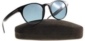 Tom Ford New Sunglasses Unisex TF 522 Shiny Black 01V Palmer 51mm