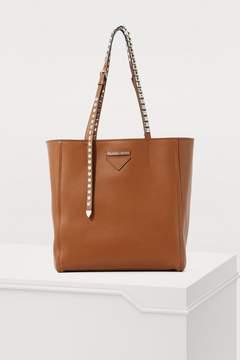 Prada Studded tote bag