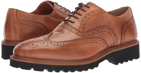 Kenneth Cole New York Design 10801 Men's Lace Up Wing Tip Shoes