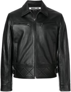 McQ Bondage biker jacket