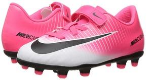 Nike Jr Mercurial Vortex III FG Soccer Kids Shoes